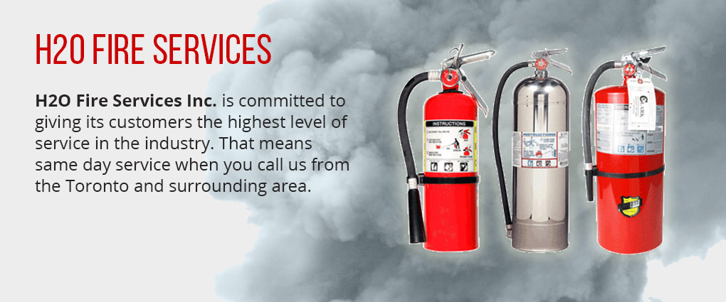 Fire Extinguishers Service in Toronto, Mississauga, GTA